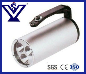 Wholesale Police Anti-Riot Flashlight in Good Quality (SYGY-007C)