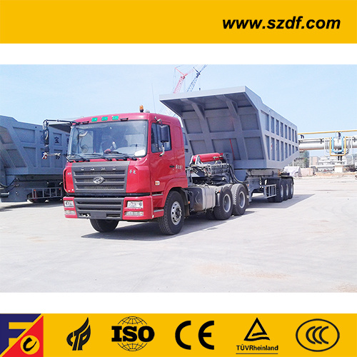Scrap Dump Trucks (DCFA50) pictures & photos