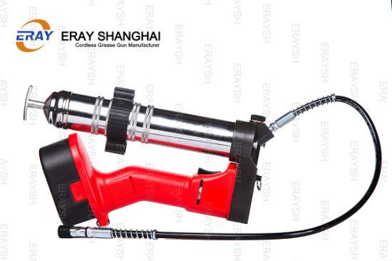 China Cordless Grease Gun with Ni-CD/Li-ion - China Grease