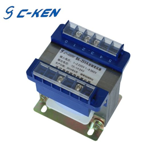 Bk25va Single Phase Best Price 1000W China Transformer Brands pictures & photos