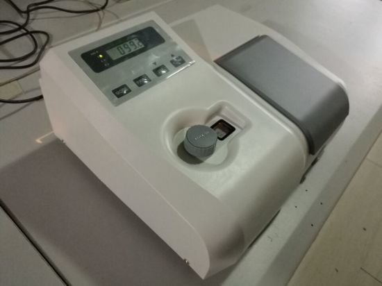 Drawell Lab Single Beam Visible Spectrophotometer DV-8000 pictures & photos