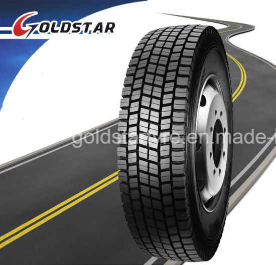 Wholesale Semi Radial Truck Tire (11r22.5 12r22.5 295/80r22.5 315/80r22.5) with All Certificate