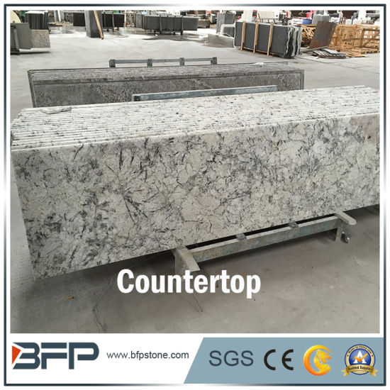 Granite Kitchen Table with Polished Surface pictures & photos
