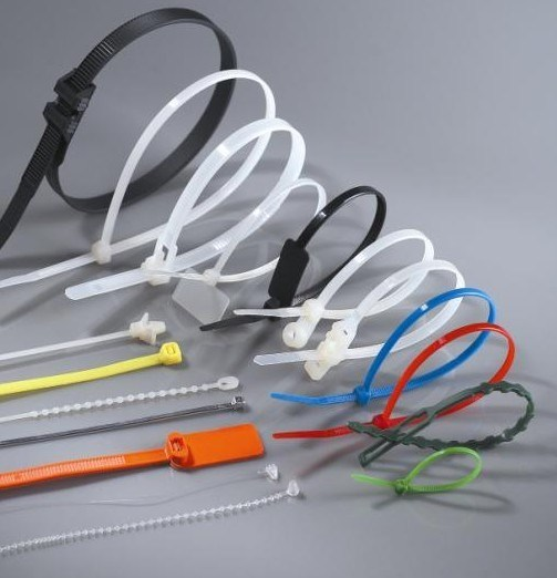 Free Sample 4'' 6'' 8'' Nylon Cable Tie