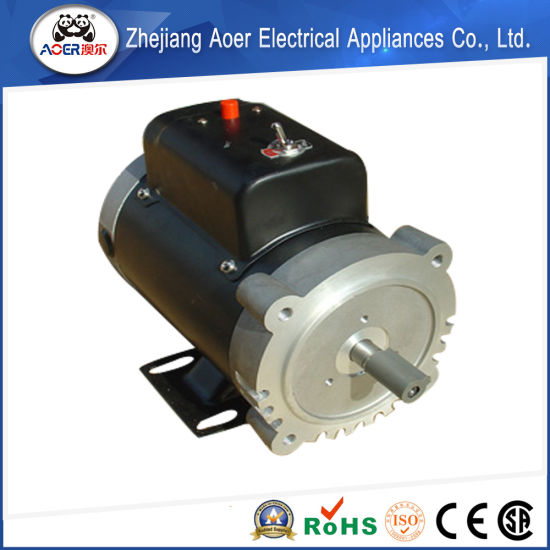 AC Single Phase New Design Professional Design Pump Motor pictures & photos