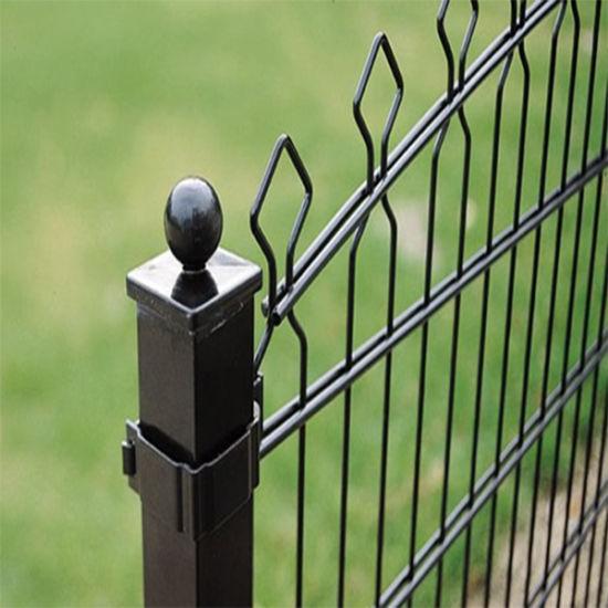 Popular Style Pyramid Fence Panel