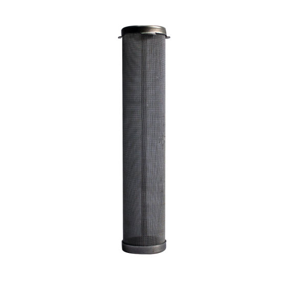 60 Micron Stainless Steel Wire Mesh Industrial Filter Element