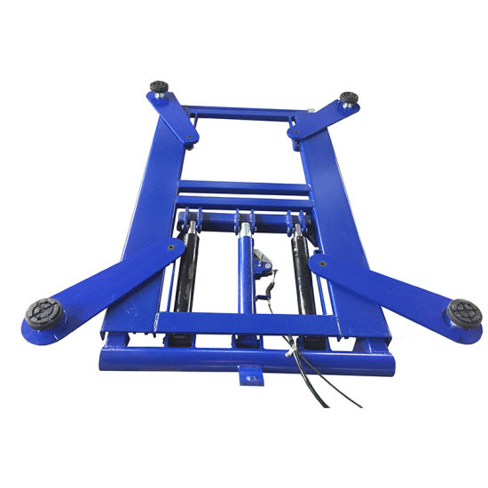 2800kg Capacity Ce Approval Hydraulic Scissor Lift Tires