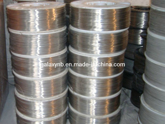 High Quality Titanium Coil Wire for Medical pictures & photos