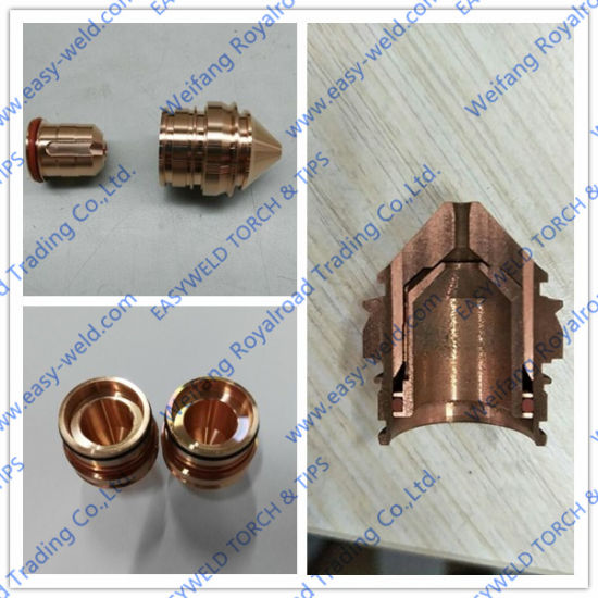 Ew220354 Electrode & Nozzle (HPR260 Hpr260xd Plasma Cutting Cutter Torch Consumable) pictures & photos