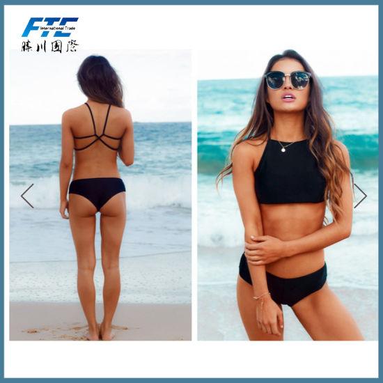 2019 Sexy Girls Bikini Custom Swimwear Women Swimsuit