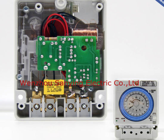 24 Hours Mechanical Timer Switch Tb35 pictures & photos