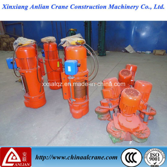 Crane Used Electric Wire Rope Lifting Hoist pictures & photos