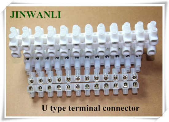 Wire Connector 12 Position 10A Barrier Terminal Block