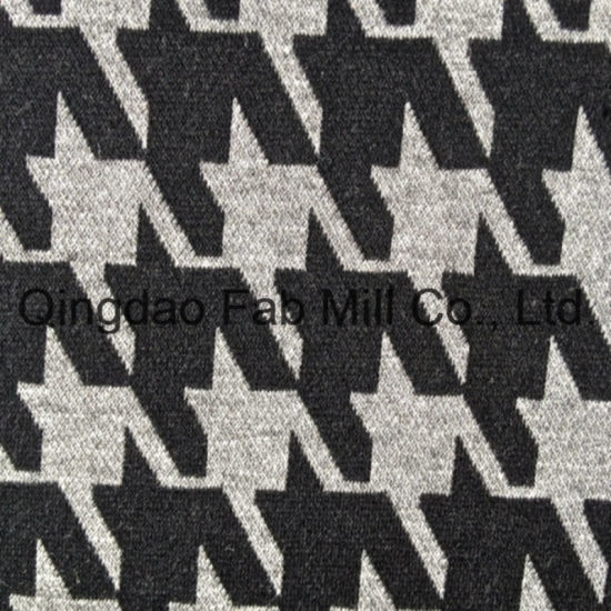 P/R/Sp Jacquard Knitting Fabric (QF13-0673) pictures & photos