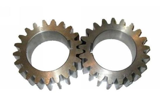 Casting 1045 Helical Gear Used for Machinery