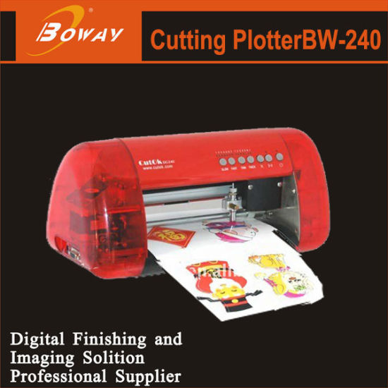 Desktop A3 A4 Mini Vinyl Mobile Graphic Plotter Sticker Label Printing Printer Plotter Die Cutting Machine pictures & photos