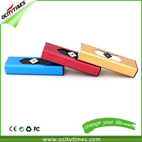 Ocitytimes OEM Wholesale Electronic Lighter Cigarette USB Lighter pictures & photos