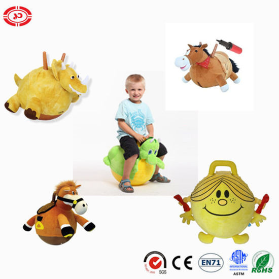 110c67a27766 China Kids Gift Play Bouncing Ball Inflated Jump Toy - China Baby ...