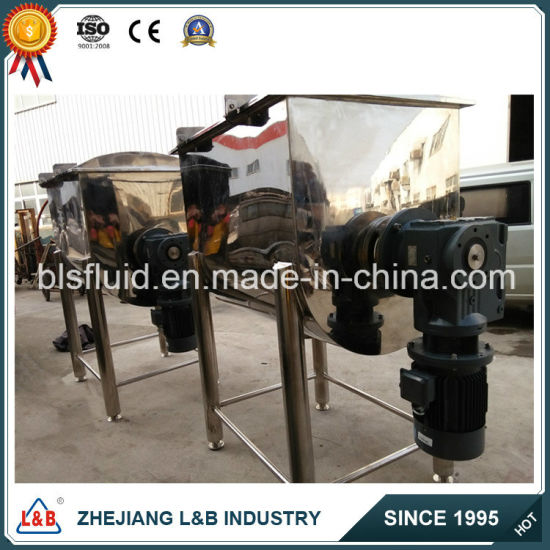 Bls Horizontal Detergent Powder Mixer Machine pictures & photos