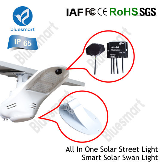 China LED Solar Street Light with High Lumen pictures & photos