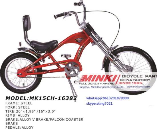 China 16′′/20′′ Big Tires Kids Chopper Bicycle - China 12 ′′ Chopper ...