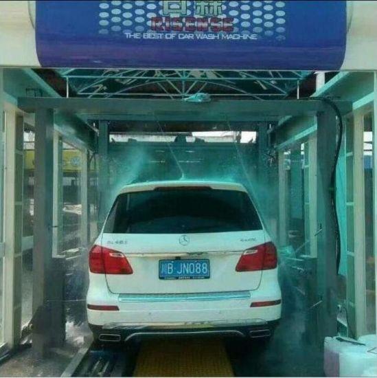 Smart Car Wash >> China Automatic Tunnel Car Wash Machine And Car Washer Smart