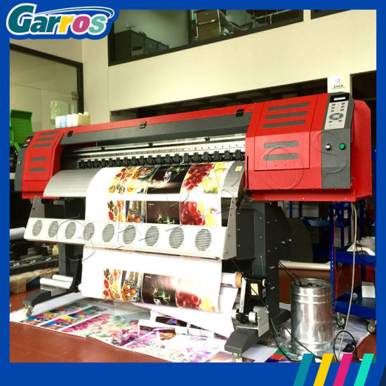 Garros Outdoor Flex Banner Printing Eco-Solvent Inkjet Plotter Printer pictures & photos