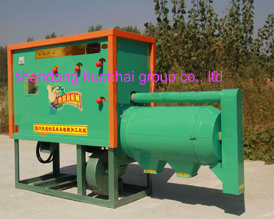 Maize Peel and Thresher Machine pictures & photos