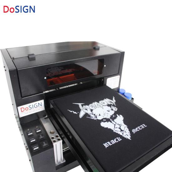 8f6c1db08 A2 A3 Size Impresora Textil Digital DTG Direct to Garment Printing Machine.  Get Latest Price