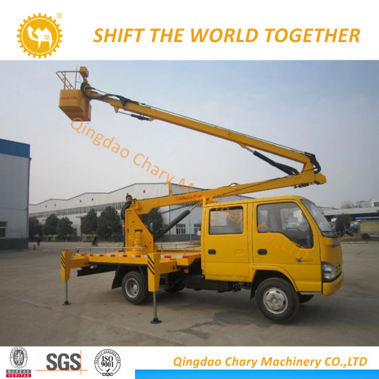High-Altitude Operation Truck Aerial Working Truck