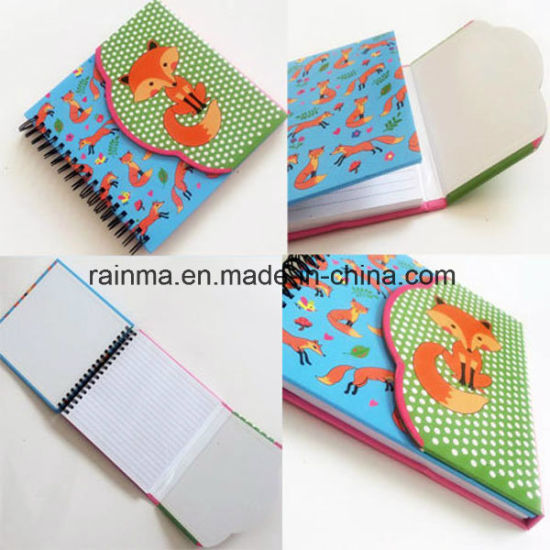 China Mini Coil Colorful Spiral Notebook China Coil Spiral