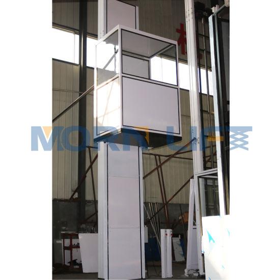 Outdoor 250kg Platform Lift for Handicapped Equipment