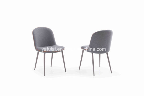 Hot Sale Fabric Dining Chair Living Room Furniture From China