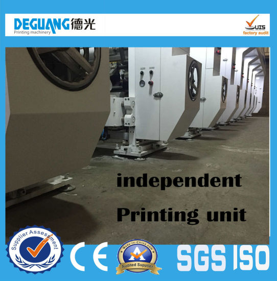 General Rotogravure Printing Machine (DNAY800G Model) pictures & photos