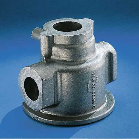 Grey Iron Valve Case for Machine Building Industry