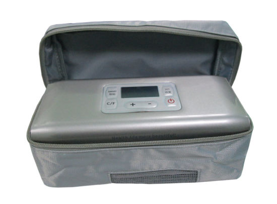 Portable Medicine Cooler Box DC12, with AC Adaptor (100-240V) , Build-in 4000mAh Battery pictures & photos