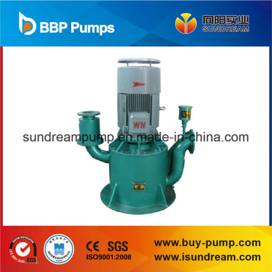 Type No Leakage of Vertical Self-Priming Pump pictures & photos