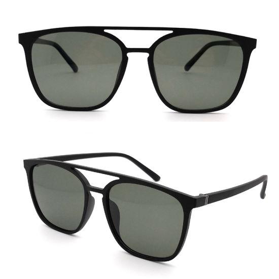 Wholesale Designer Brand Plastic Eyewear Custom Logo Fashion Polarized Sunglasses