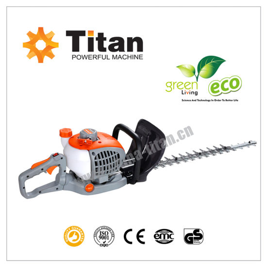 New Design 23cc Double Edge Petrol Hedge Trimmer