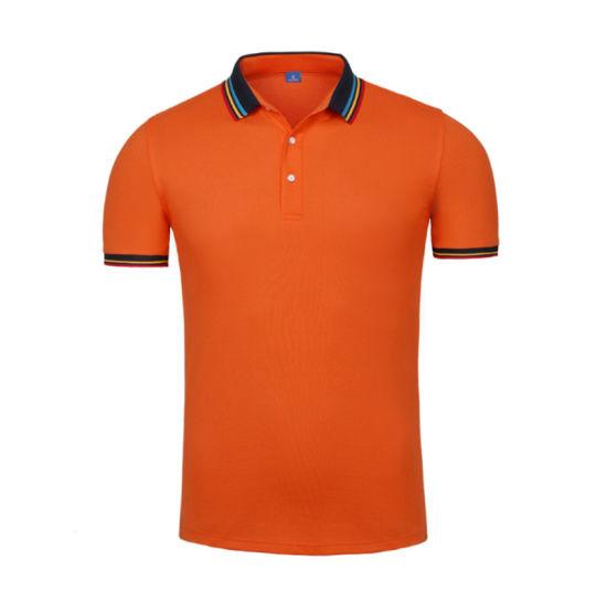 ce939a9455 China Supplier Custom Unisex T Shirts Golf Polo Tshirt - China Polo ...