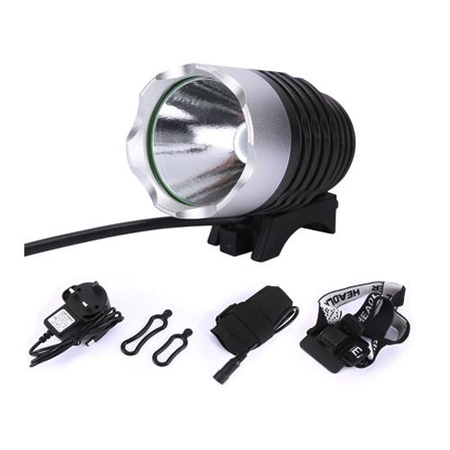 2600mAh 8.4V Bicycle LED Light (HW110A)