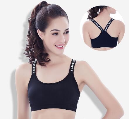 Wholesale Sexy Sport Bra Ladies Athletic Yoga Fitness Lingeries