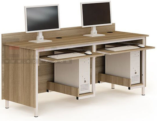 China Modern Teacher Computer Lab Table For School China