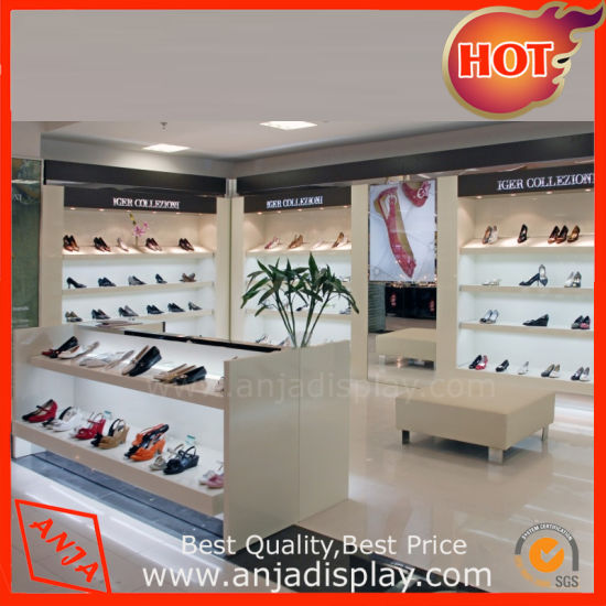 14b83c124b2e China Popular Design Floor Counter Shoes Display Stands for Shopping ...
