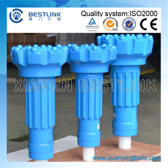 DTH Drill Bit Ql80 From Xiamen Bestlink pictures & photos