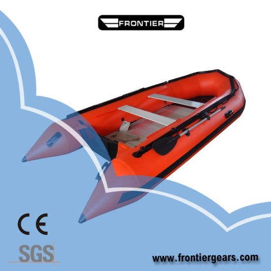 2019 High Quality PVC Material Inflatable Boat for Fishing and Sports