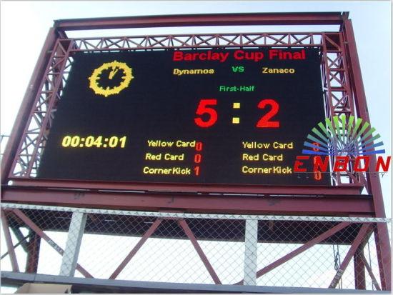 Outdoor LED Scoreboard/ Digital Signage for Stadium Advertising (Promotion)