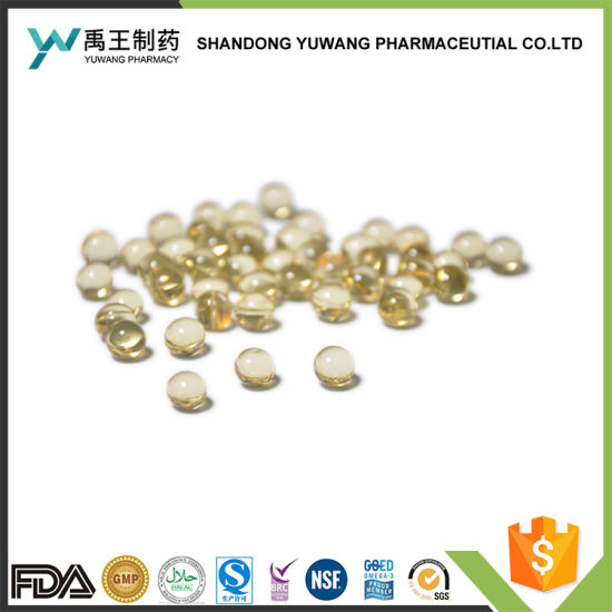 Hot Sale Vitamin a and Vitamin D Softgel Capsule pictures & photos