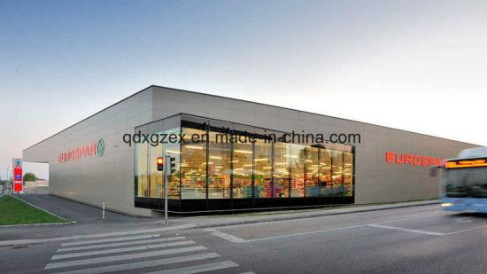 Steel Frame Mall/Super Market